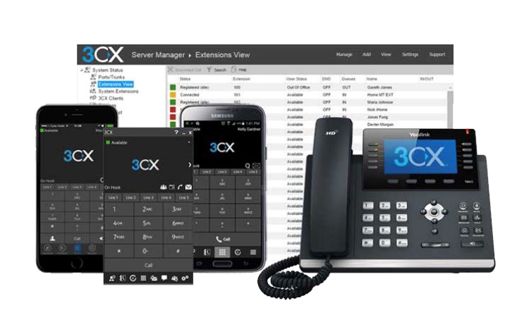 3CX – MTP | Technology solutions since 1983