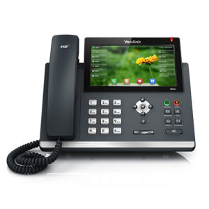 Ultra-elegant Gigabit IP Phone Yealink 3CX-T48G