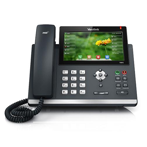Ultra-elegant Gigabit IP Phone Yealink 3CX-T48G